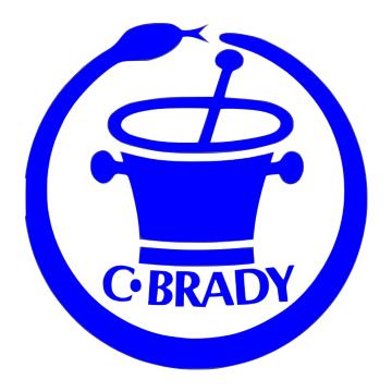 C Brady Logo