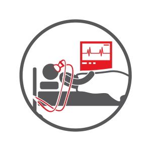 Icon Branchengruppe Anästhesie, Intensiv- und Notfallmedizin