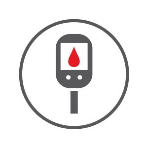 Icon Branchengruppe Diabetes