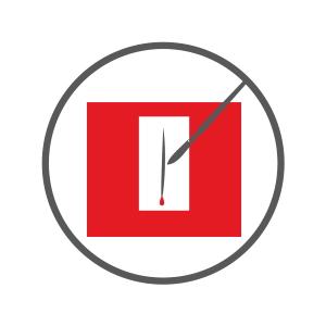 Icon Branchengruppe OP-Abdeckungen