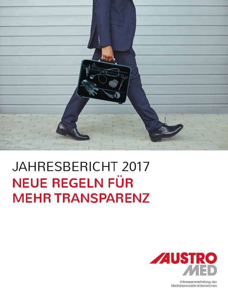 AUSTROMED Jahresbericht 2017